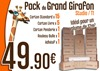 Pack du Grand Girafon (Studio/T1)