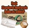 Pack standards renforcés, bulles et adhésif
