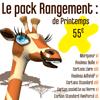 Pack Rangement de Printemps